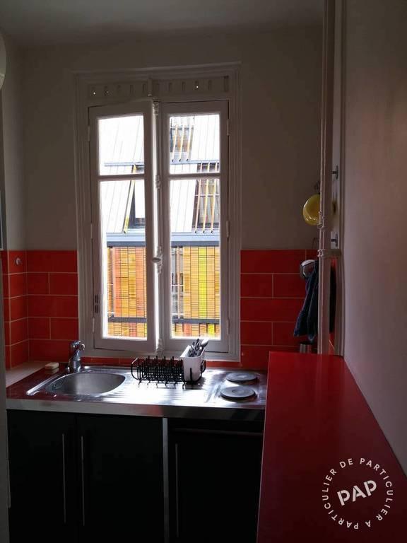 Location Meubl E Studio 20 M Paris 15e 20 M 927   Location Appartement  Meuble Paris ...