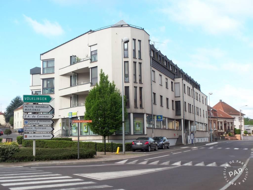 Vente appartement 2 pièces Forbach (57600)