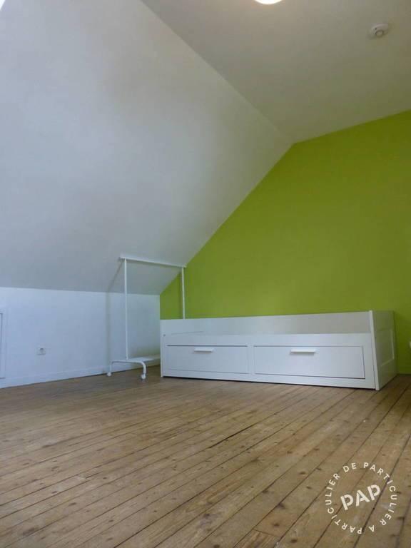 Location Appartement Tours (37) 17m² 370€