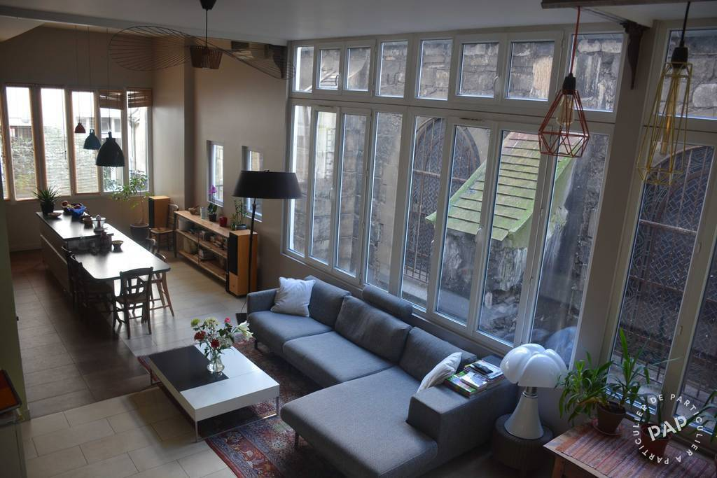 Vente appartement 5 pièces Paris 18e