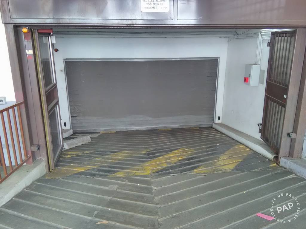 Location garage parking paris 15e 110 de for Garage paris 16