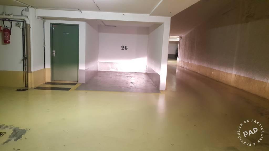 Location garage parking paris 16e 200 de for Garage paris 16