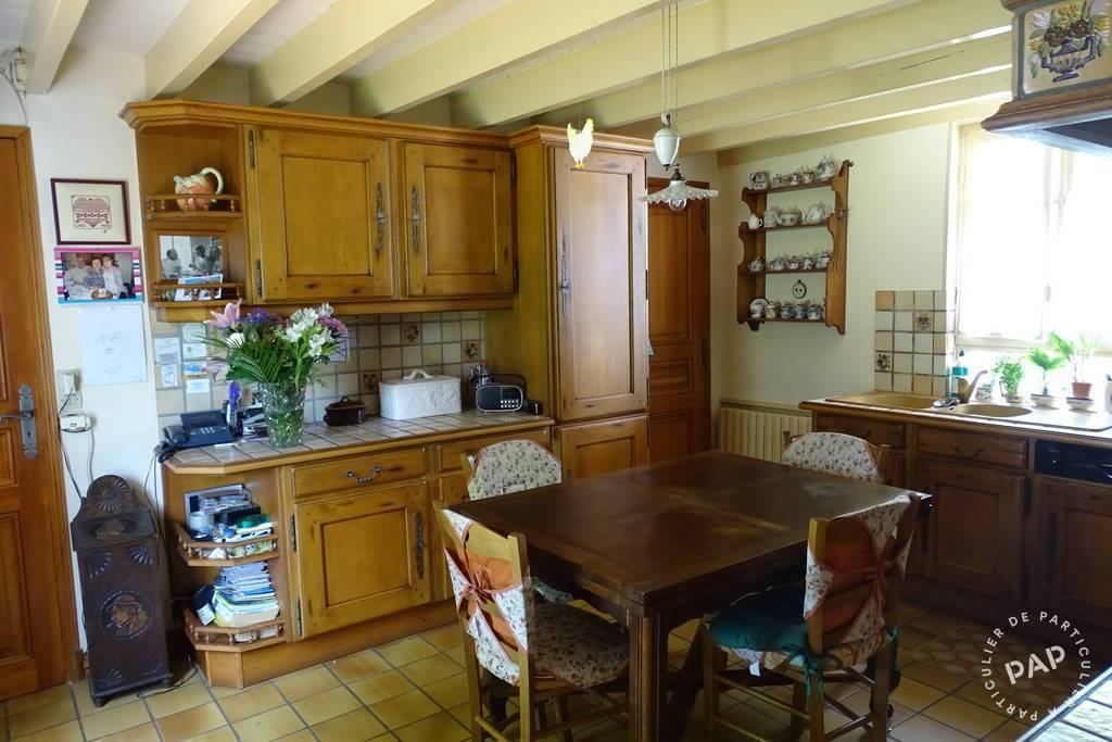 Maison 185.000€ 110m² Beauvoir-En-Lyons (76220)