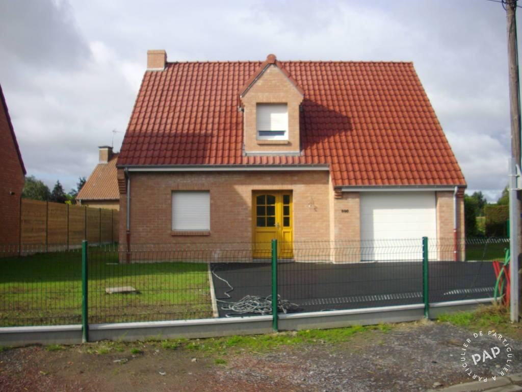 Location maison 116 m merignies 59710 116 m for Cherche maison individuelle