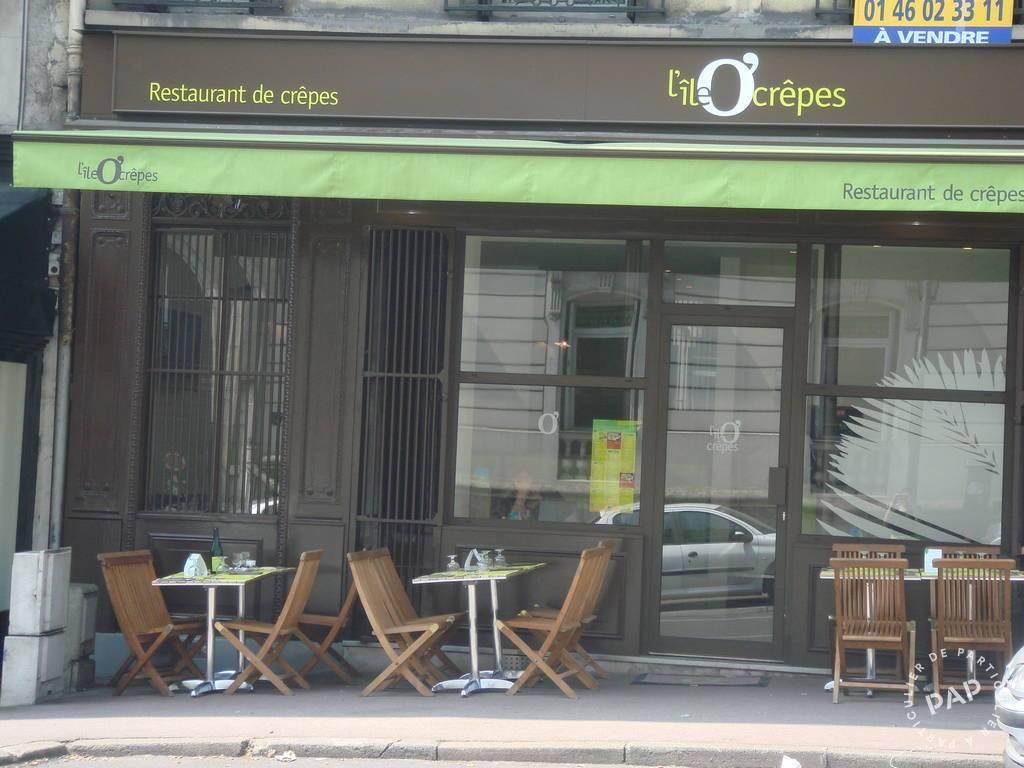 Vente Fonds De Commerce Hotel Bar Restaurant Saint Cloud 92210
