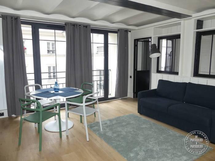 location meubl e appartement 3 pi ces 49 m asnieres sur seine 92600 49 m de. Black Bedroom Furniture Sets. Home Design Ideas