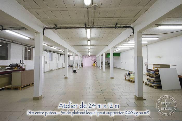 Vente et location Local d'activité Pinon (02320) 420m² 1.680€