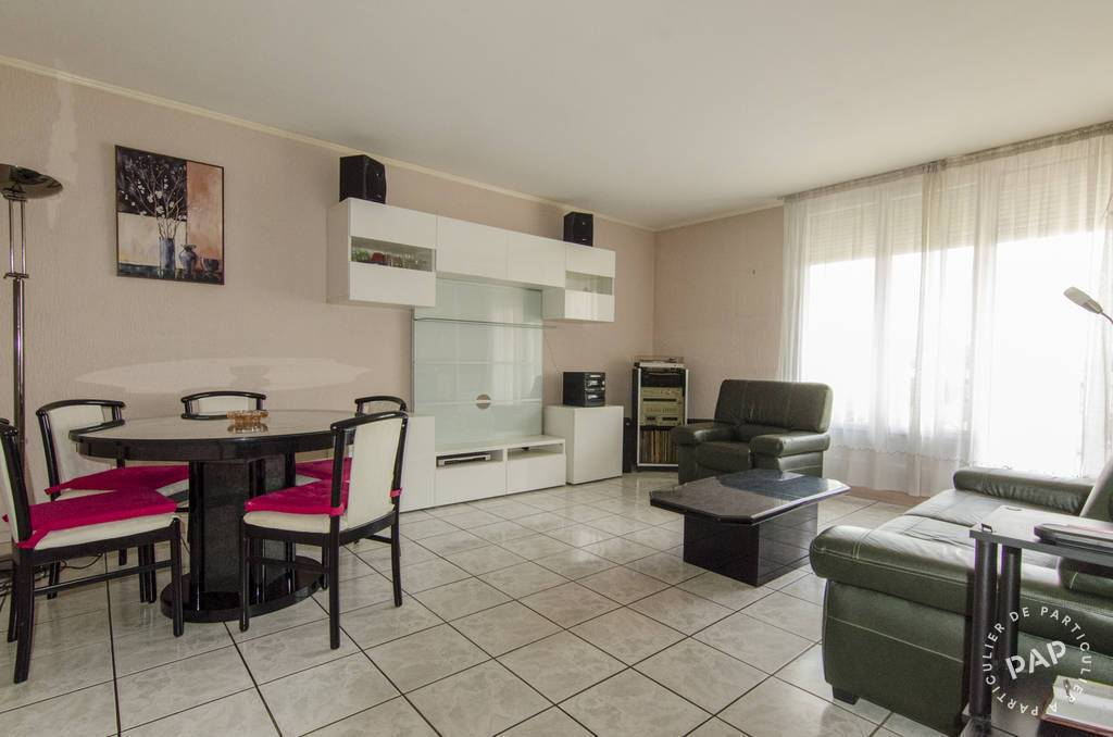 Vente appartement 5 pièces Chilly-Mazarin (91380)