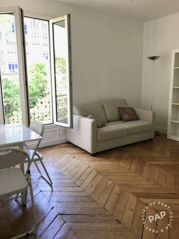 Location meublée appartement 3 pièces 55 m² Boulogne-Billancourt ...