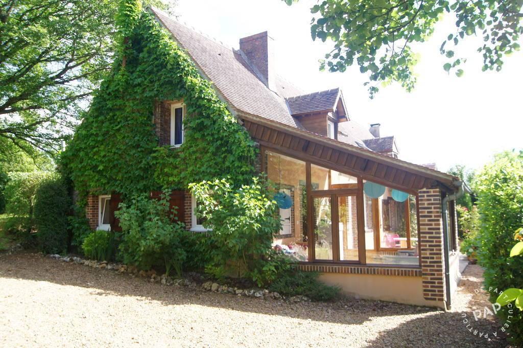 Vente maison 150 m argenvilliers 28480 150 m 220 for Maison moderne 150 000 euros