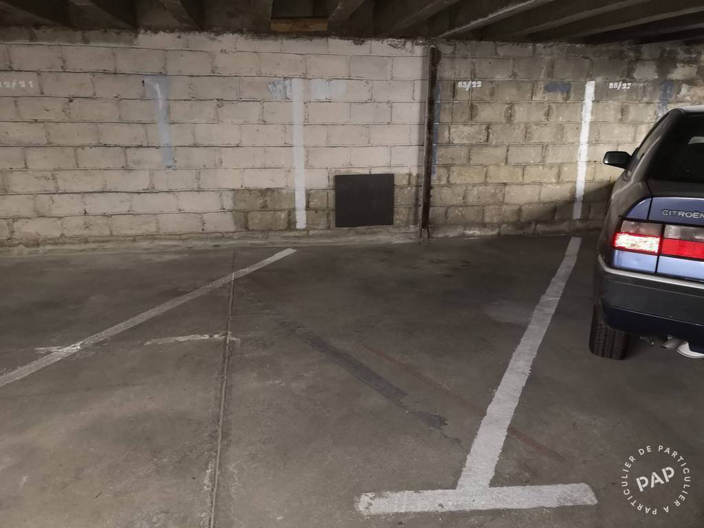 Location Garage, parking Paris 12E