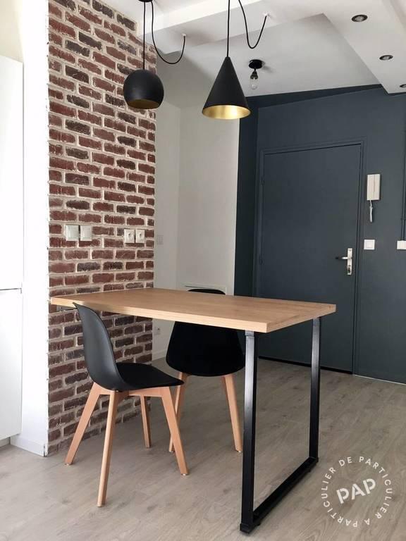 Location immobilier 600€ Saint-Denis (93)