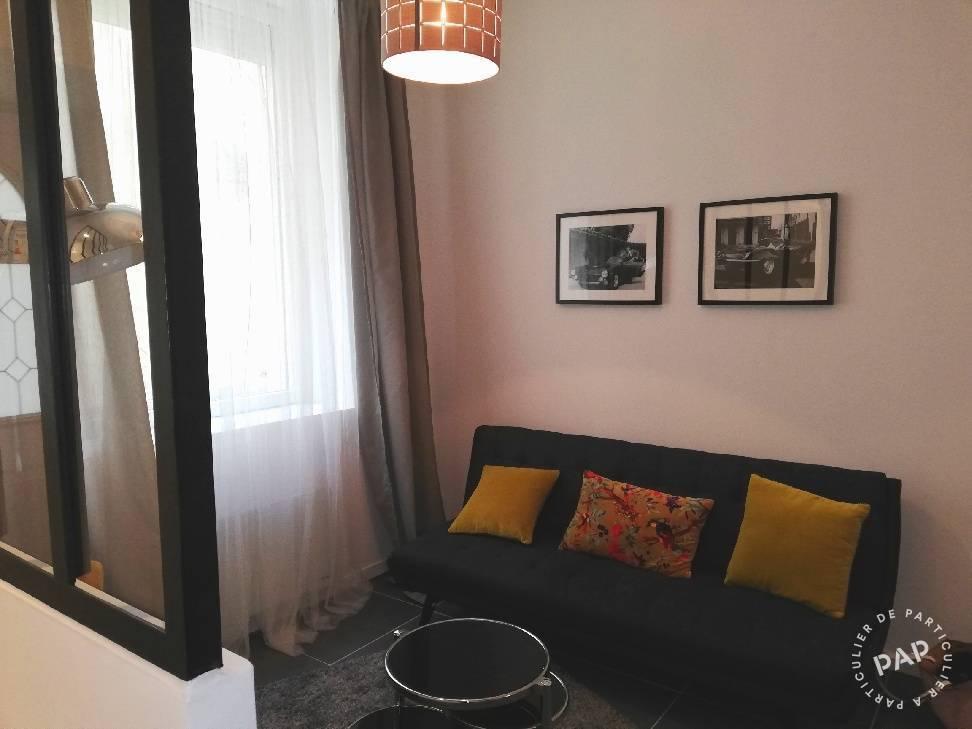 location meubl e appartement 2 pi ces 39 m nimes 30 39 m 595 de particulier. Black Bedroom Furniture Sets. Home Design Ideas