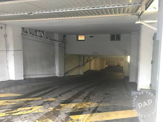 Location garage parking paris 17e 220 de particulier particulier pap - Location garage paris 15 ...