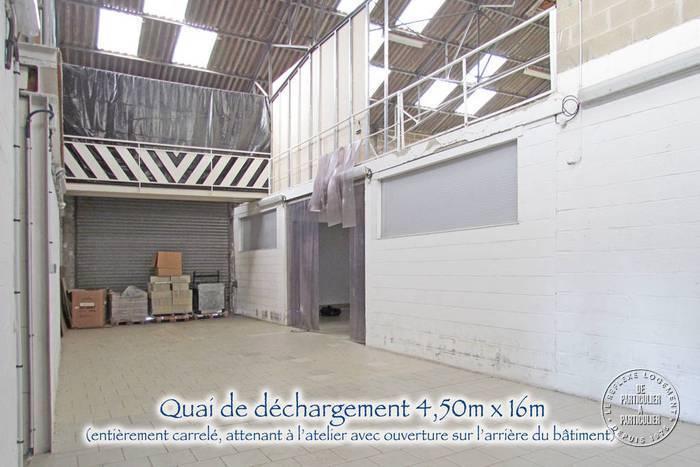 Local d'activité 1.680€ 420m² Pinon (02320)