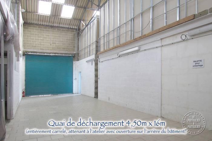 Vente et location Pinon (02320) 420m²