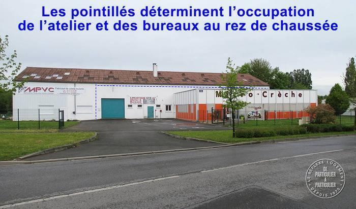 Local d'activité 420m²