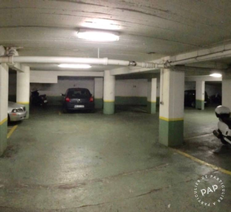 Location garage parking paris 13e 35 de particulier for Garage volkswagen paris 13