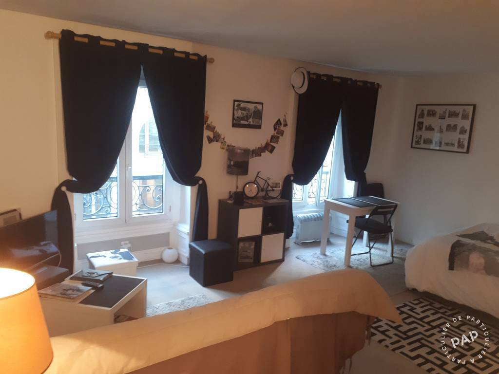 Location Appartement Paris 9E 29m² 1.150€