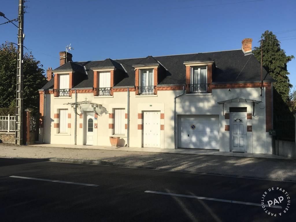 Vente Maison Saint-Pere-Sur-Loire (45600) 120m² 235.000€