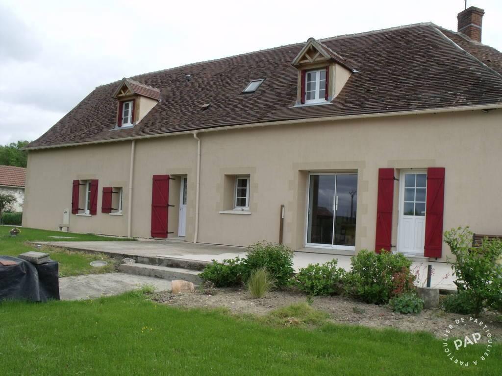 Vente maison 150 m yzeures sur creuse 37290 150 m for Modele maison 150 000 euros