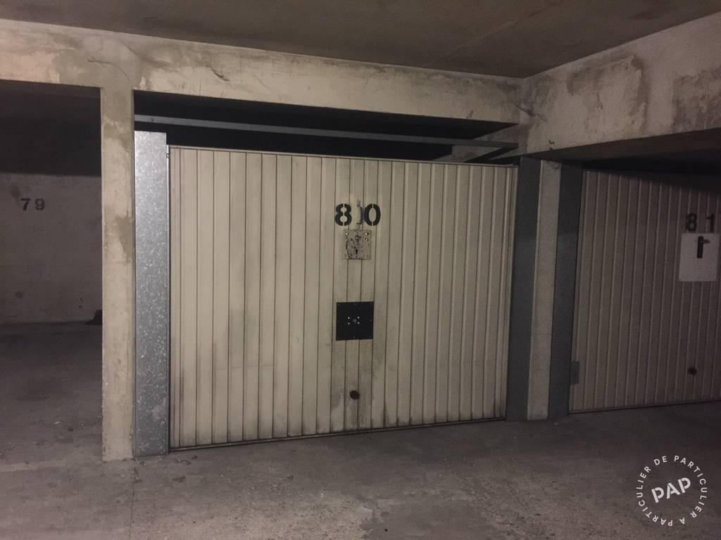 vente garage parking le pre saint gervais 93310 de particulier particulier pap. Black Bedroom Furniture Sets. Home Design Ideas