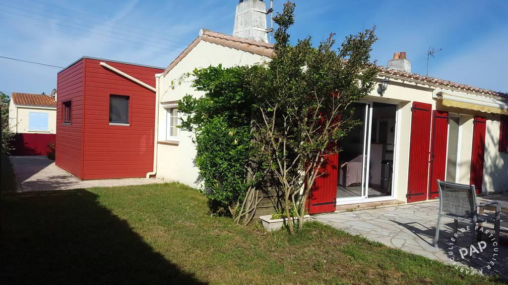 Vente maison 125 m saint hilaire de riez 85270 125 m for Garage saint hilaire de riez