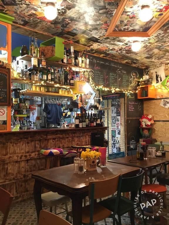 Vente Fonds De Commerce Hotel Bar Restaurant Paris 17e 185 000