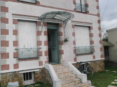 Location meublée appartement 2pièces 35m² Bezons (95870) - 750€