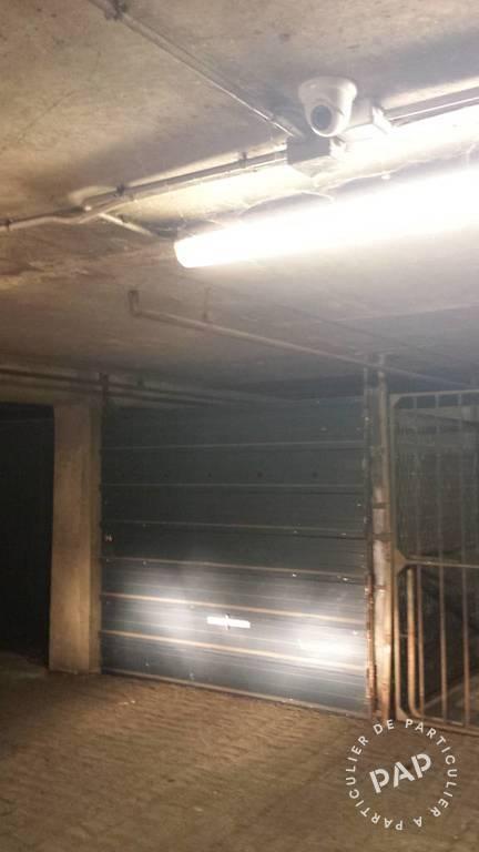 Location garage parking paris 18e 95 de particulier for Garage hyundai paris 18