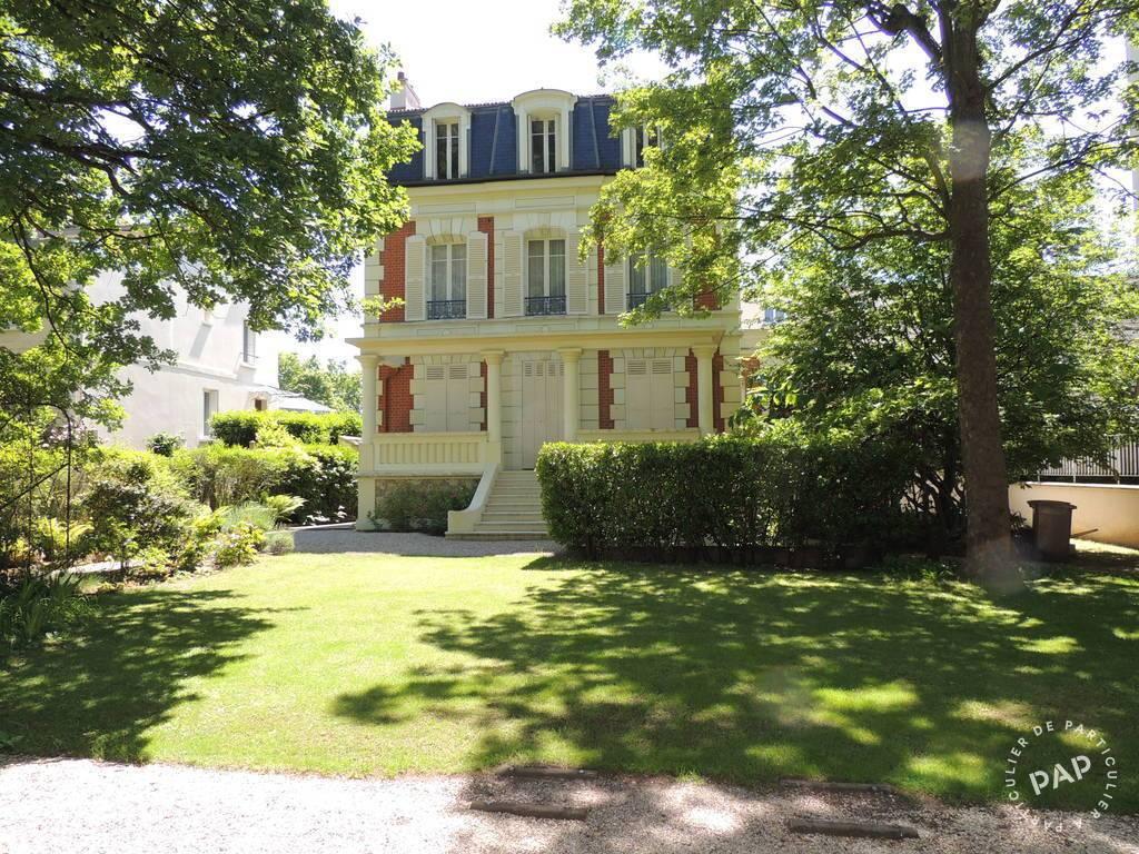 Vente Maison Le Vesinet (78110) 214m² 1.550.000€