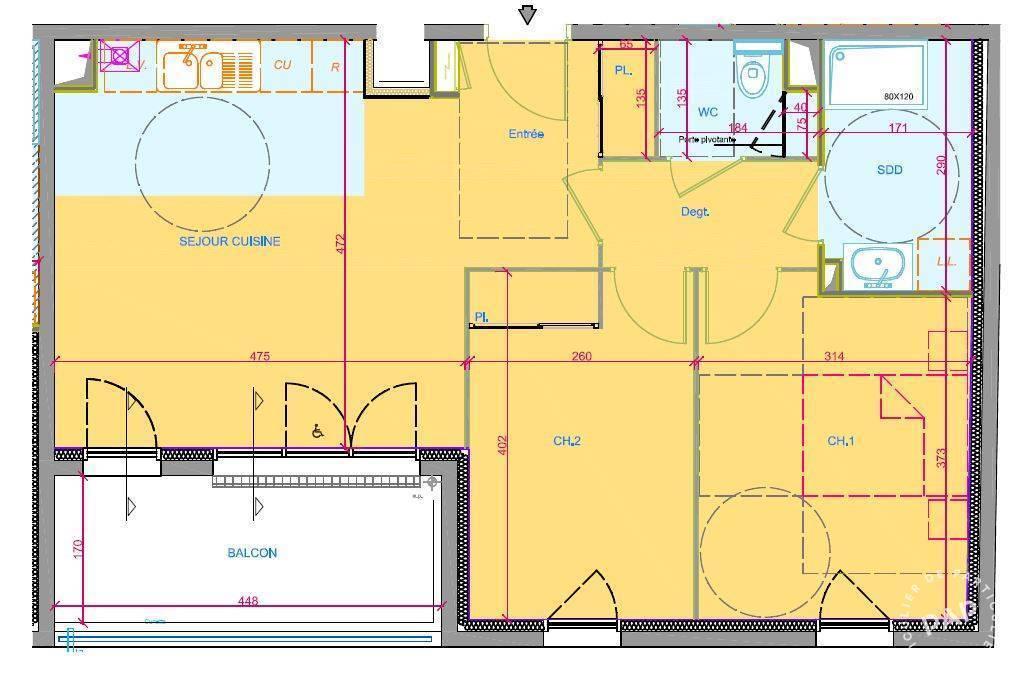 location appartement 3 pi ces 59 m rouen 76 59 m 660 de particulier particulier pap. Black Bedroom Furniture Sets. Home Design Ideas