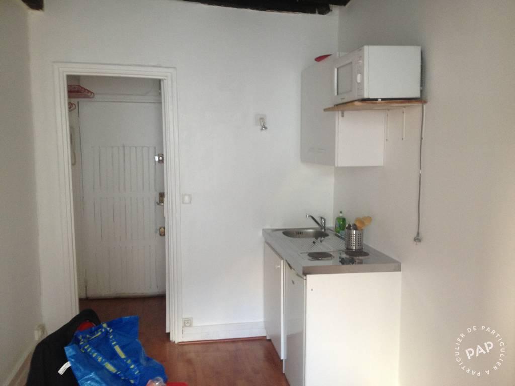 location meubl e studio 13 m paris 4e 13 m 720 de particulier particulier pap. Black Bedroom Furniture Sets. Home Design Ideas