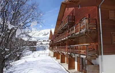 Vente appartement 2pièces 38m² Saint-Sorlin-D'arves (73530) - 110.000€