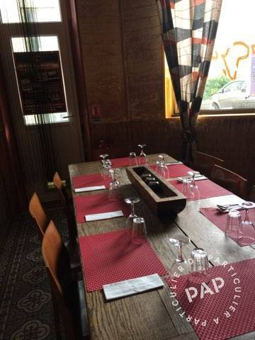 Vente Fonds De Commerce Hotel Bar Restaurant 135 M Chambourcy