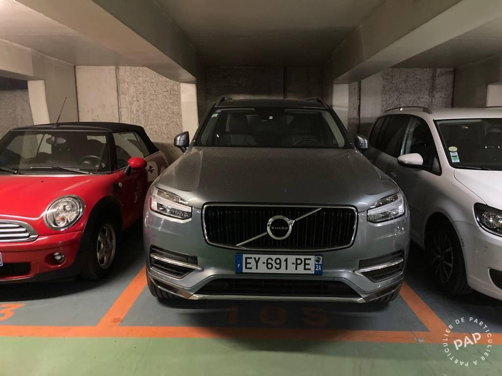 Vente Garage, parking Paris 6E 12m² 43.000€