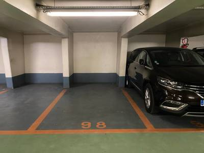 Vente garage, parking 12 m² Paris 6E - 43.000 €