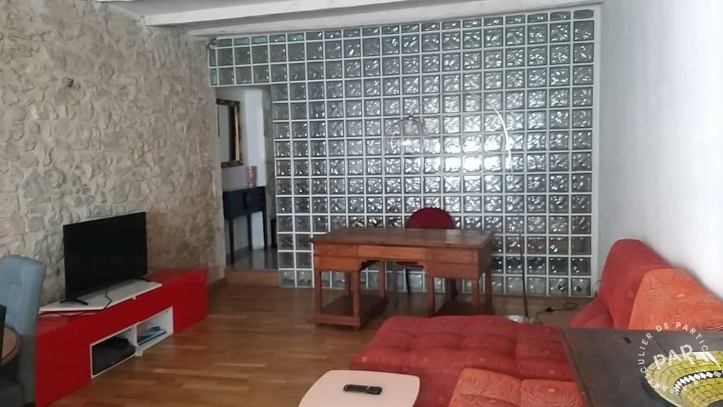 location meubl e appartement 2 pi ces 55 m nimes 30 55 m 685 de particulier. Black Bedroom Furniture Sets. Home Design Ideas