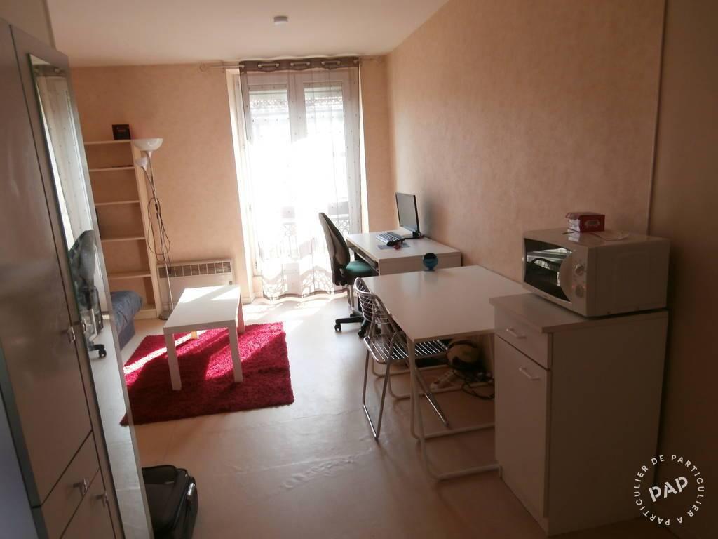 Location meubl e studio 25 m grenoble 38 25 m 520 for Location appartement atypique grenoble