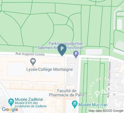 Garage, parking Paris 6E 45.000€