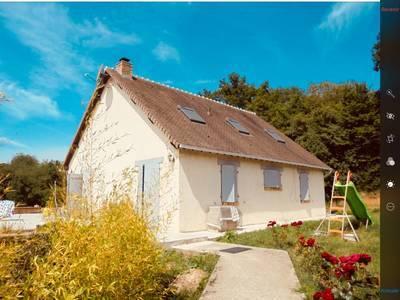 Vente maison 140m² Sainte-Colombe-Pres-Vernon (27950) - 280.000€