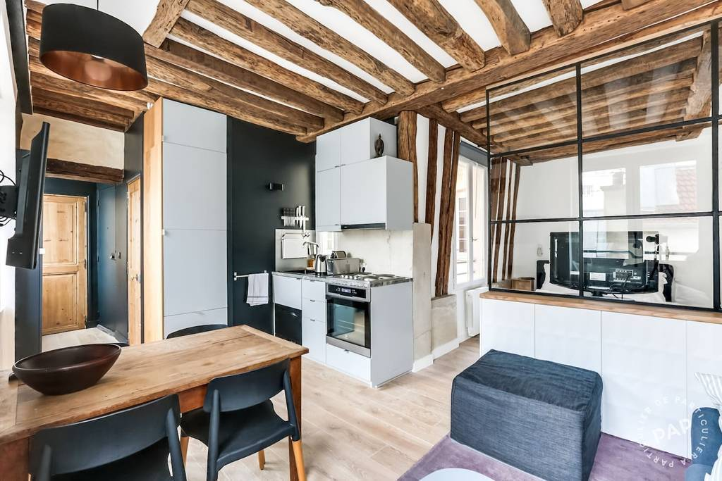 location appartement paris 2e 26m