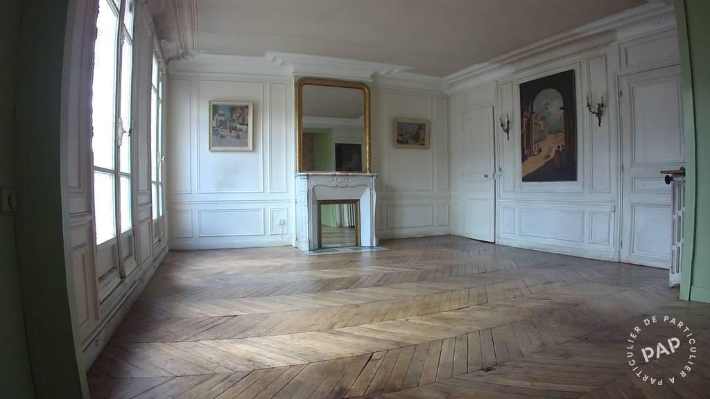 Vente appartement 6 pièces Paris 6e
