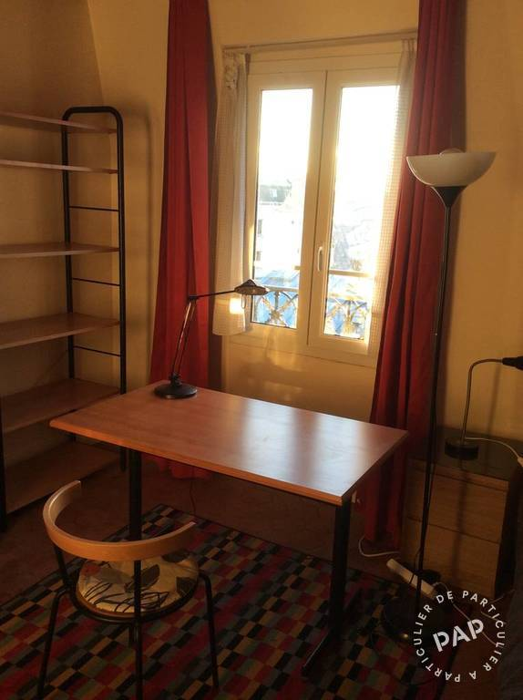 Location Appartement Paris 17E 17 m² 700 €