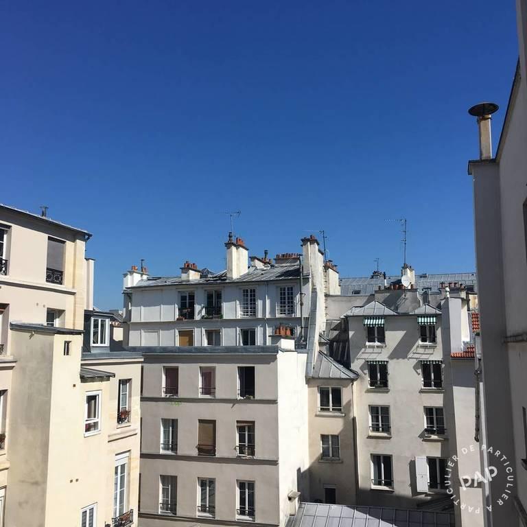 Vente Appartement Paris 2E 44m² 625.000€