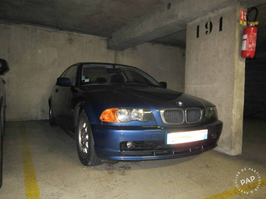 Vente garage parking courbevoie 92400 de particulier particulier pap - Vente garage particulier ...