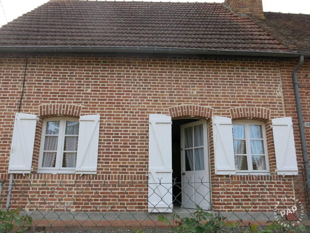 Vente maison 5 pièces Souesmes (41300)
