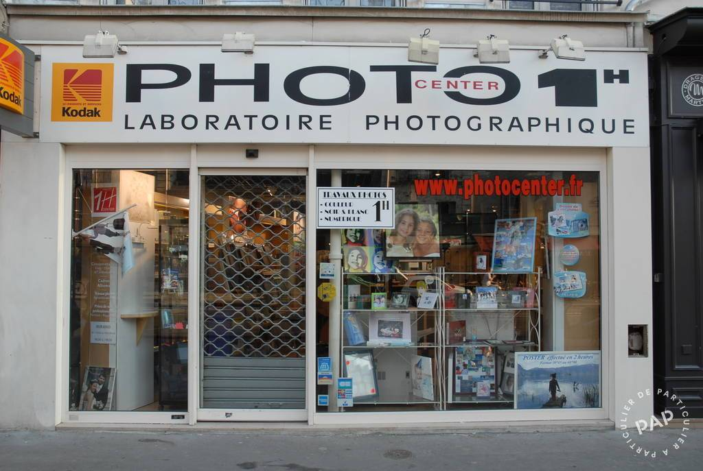 Vente et location Fonds de commerce Paris 4E 70 m² 270.000 €