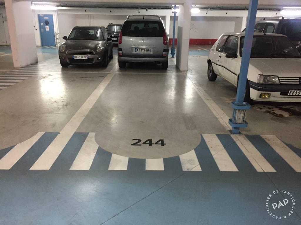Vente Garage, parking Saint-Mande (94160)  17.000€