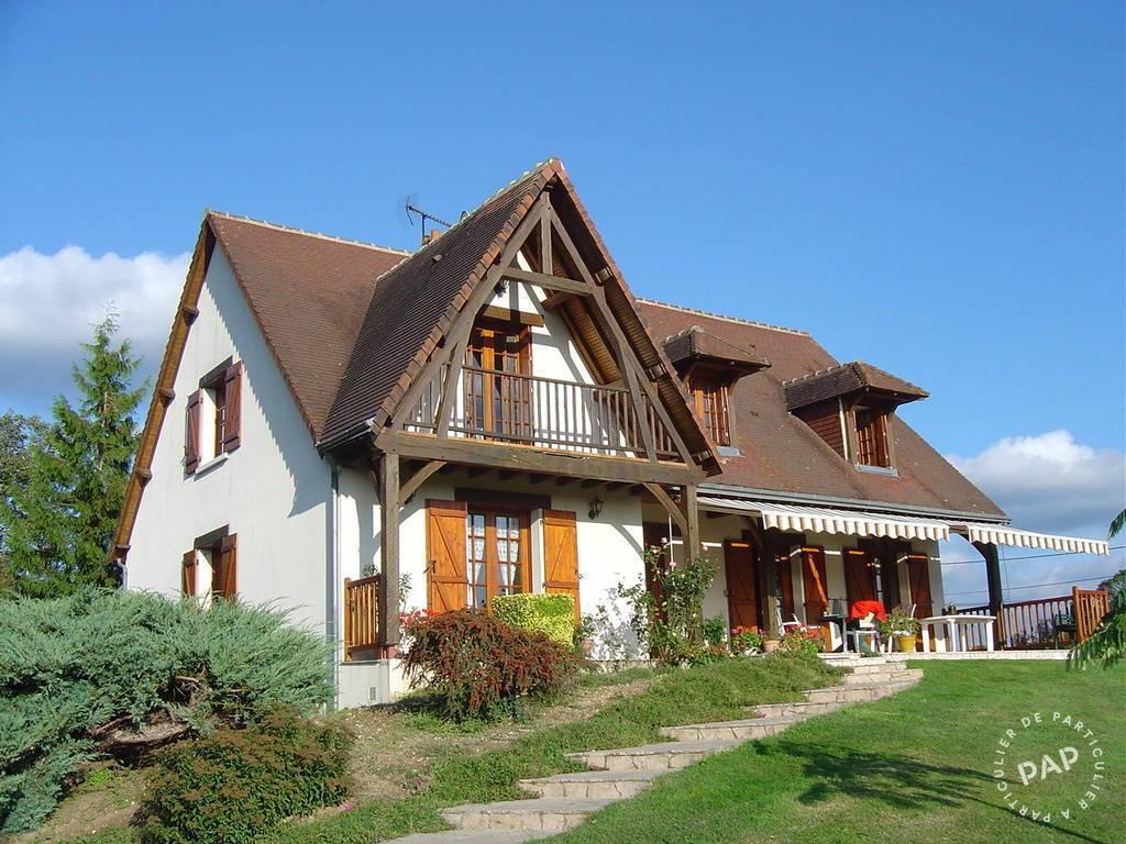 Vente Maison Lureuil (36220) 192m² 240.000€